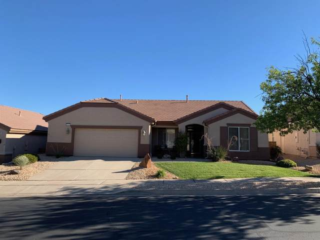 1683 W Diamond River Dr, St George, UT 84790 (MLS #20-218086) :: The Real Estate Collective