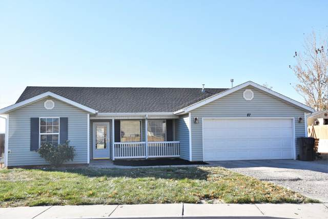 87 N 4250 W, Cedar City, UT 84720 (MLS #20-218090) :: Staheli Real Estate Group LLC
