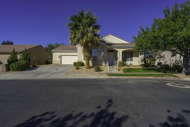 4516 S Copper River Dr, St George, UT 84790 (MLS #20-218131) :: eXp Realty