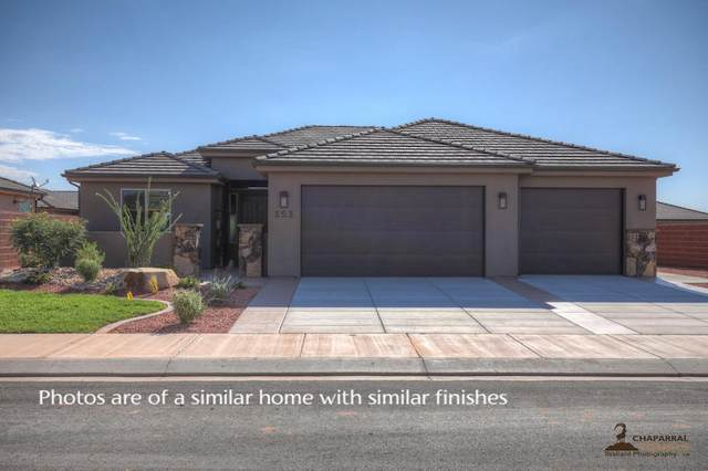 478 W Ocotillo Way Lot 41, Ivins, UT 84738 (MLS #20-218137) :: The Real Estate Collective