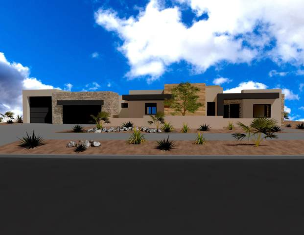 Johnson Arch Dr Lot #1, St George, UT 84770 (MLS #20-218189) :: The Real Estate Collective