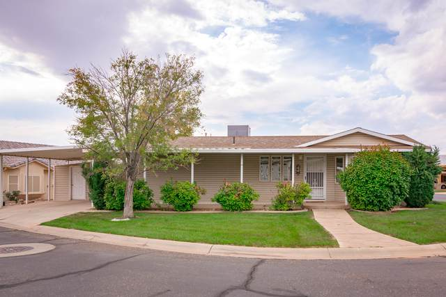 2990 E Riverside #110, St George, UT 84790 (MLS #20-218195) :: The Real Estate Collective