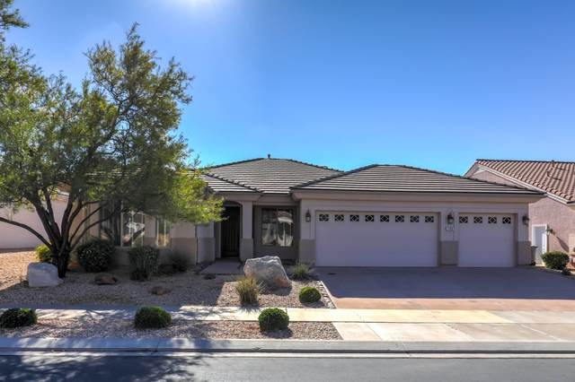 1703 W Sunkissed Dr, St George, UT 84790 (MLS #20-218254) :: Jeremy Back Real Estate Team