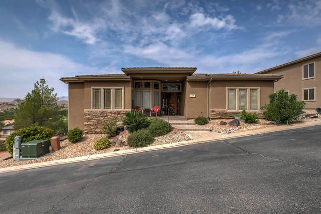 1210 W Indian Hills #33, St George, UT 84770 (MLS #20-218263) :: The Real Estate Collective