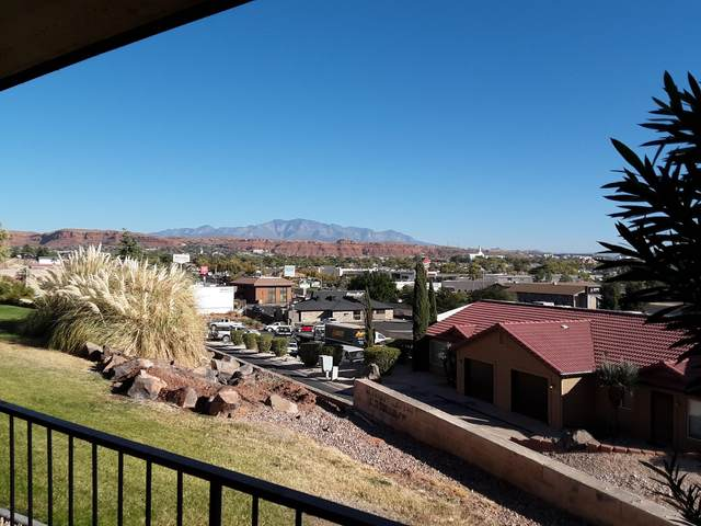 161 W 950 S #B3, St George, UT 84770 (MLS #20-218268) :: Diamond Group