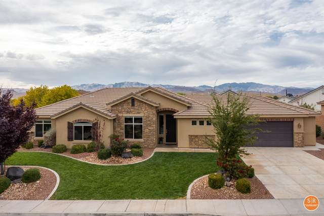 429 N 1660 W Cir, St George, UT 84770 (MLS #20-218287) :: The Real Estate Collective