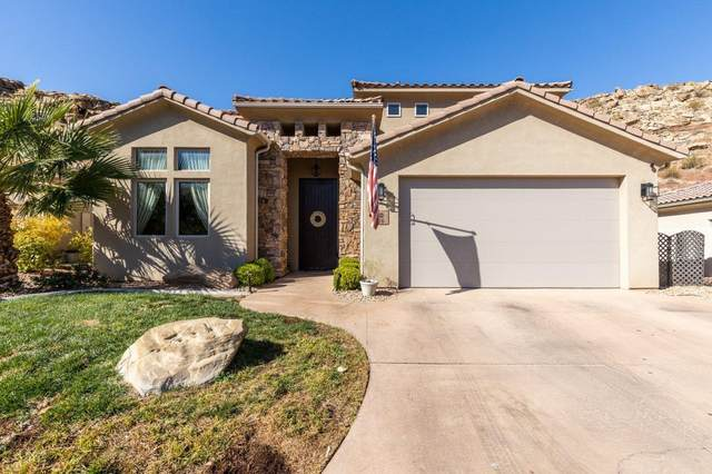 1140 E Fort Pierce #36, St George, UT 84790 (MLS #20-218295) :: Staheli Real Estate Group LLC