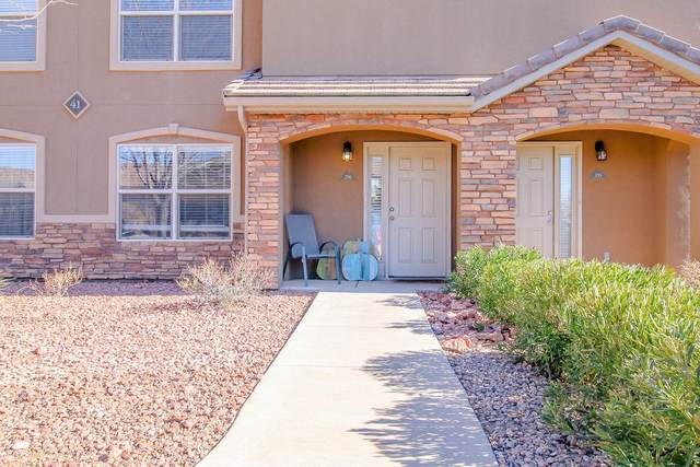 3155 S Hidden Valley Dr #256, St George, UT 84790 (MLS #20-218382) :: Team SURGE @ KW St. George