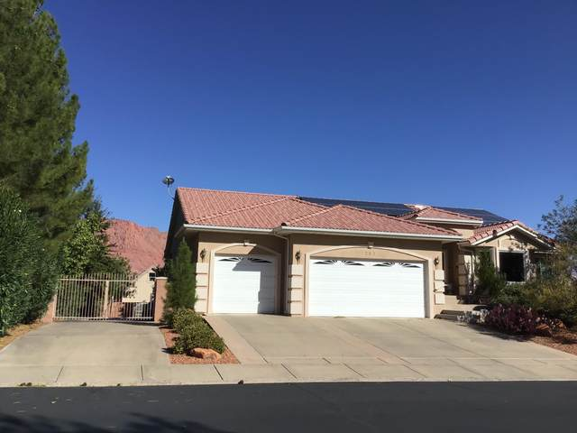 267 E 1060 S, Ivins, UT 84738 (MLS #20-218411) :: The Real Estate Collective