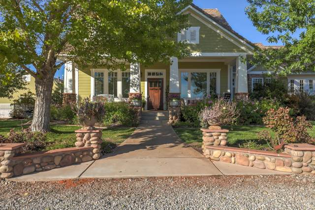 715 S 200 W, Ivins, UT 84738 (MLS #20-218417) :: Hamilton Homes of Red Rock Real Estate & ERA Brokers Consolidated
