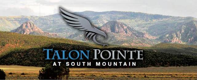 13 Lots Talon Pointe At South Mountain Phase 2 & 4 Tal, Cedar City, UT 84720 (MLS #20-218426) :: eXp Realty