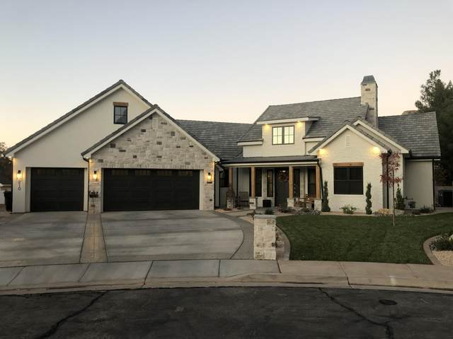 210 W 1440 S, Hurricane, UT 84737 (MLS #20-218429) :: The Real Estate Collective