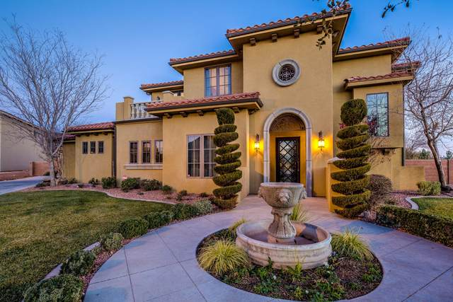 1588 W Chateau Cir, St George, UT 84770 (MLS #20-218440) :: Staheli Real Estate Group LLC