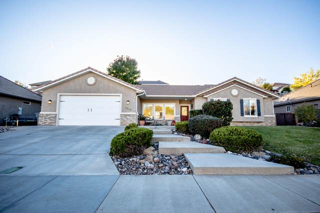 1915 N Lava Flow Dr, St George, UT 84770 (MLS #20-218453) :: Diamond Group
