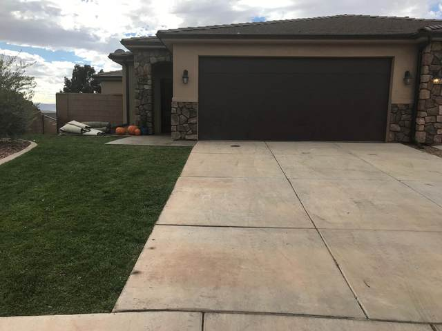 1381 W Clinton Way, St George, UT 84770 (MLS #20-218460) :: eXp Realty