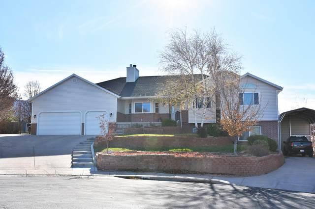 2113 W 525 S, Cedar City, UT 84720 (MLS #20-218487) :: Kirkland Real Estate   Red Rock Real Estate