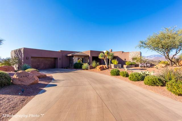 2389 N Tavimaus Cir, St George, UT 84770 (MLS #20-218512) :: Diamond Group