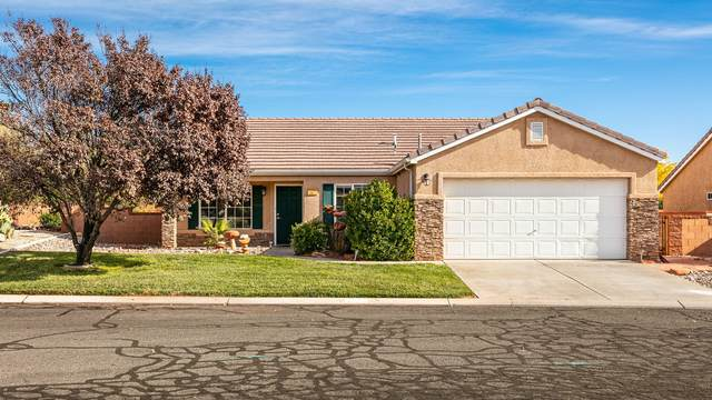 431 S 680 E, Ivins, UT 84738 (MLS #20-218523) :: Staheli Real Estate Group LLC