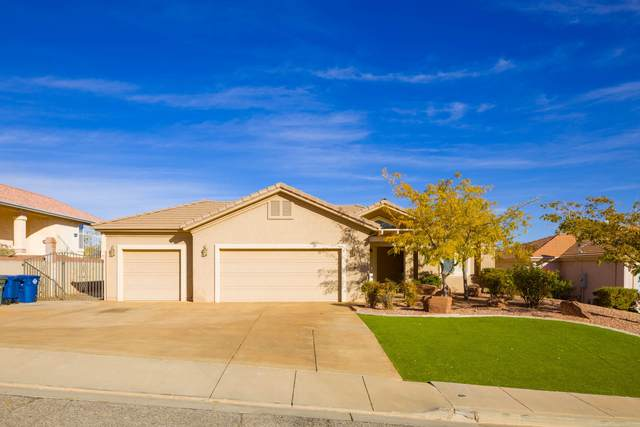 654 Lava Pointe Dr, St George, UT 84770 (MLS #20-218548) :: Red Stone Realty Team