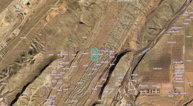 East Of Landfill Road, Washington, UT 84780 (MLS #20-218563) :: Diamond Group