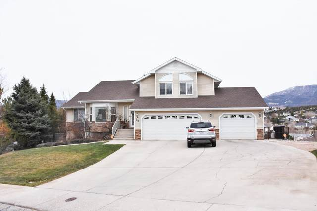 78 N Beacon Dr, Cedar City, UT 84720 (MLS #20-218568) :: Kirkland Real Estate | Red Rock Real Estate