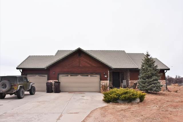 924 W 1925 S, New Harmony, UT 84757 (MLS #20-218589) :: Kirkland Real Estate | Red Rock Real Estate