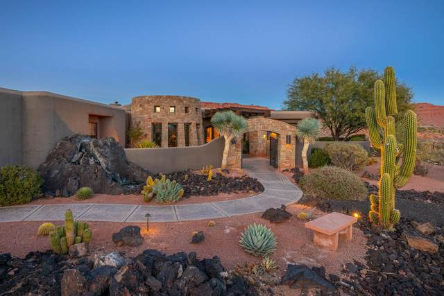 2524 N Chaco Trail, St George, UT 84770 (MLS #20-218602) :: Diamond Group
