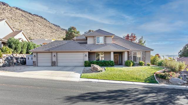 1195 Shadow Point Dr, St George, UT 84770 (MLS #20-218607) :: eXp Realty