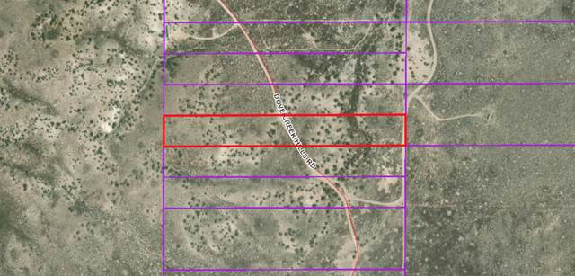 5 AC Near P:Ark Valley Ut, Outside Washington County, UT 99999 (MLS #20-218630) :: John Hook Team