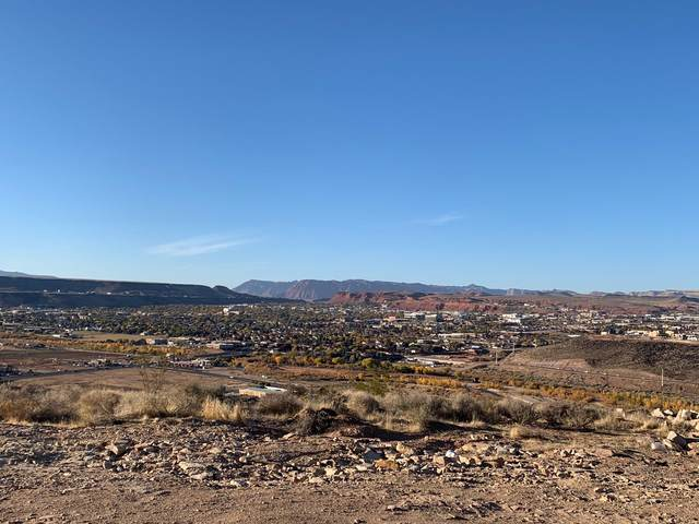 Lot 605 View Point Dr, St George, UT 84790 (MLS #20-218643) :: The Real Estate Collective