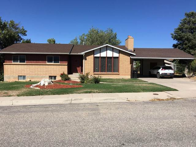 110 W 1725 N, Cedar City, UT 84721 (MLS #20-218675) :: eXp Realty