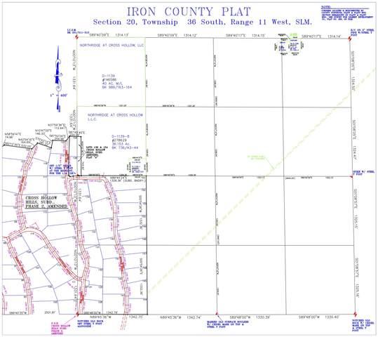 76.15 Acres At Cross Hollow Hills, Cedar City, UT 84720 (MLS #20-218716) :: eXp Realty