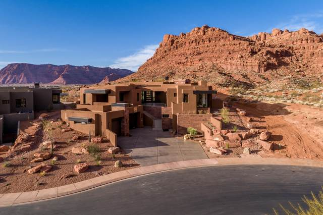 Kachina Vistas Dr #32, St George, UT 84770 (MLS #20-218730) :: Diamond Group