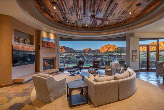 1500 E Split Rock #75, Ivins, UT 84738 (MLS #20-218757) :: Diamond Group