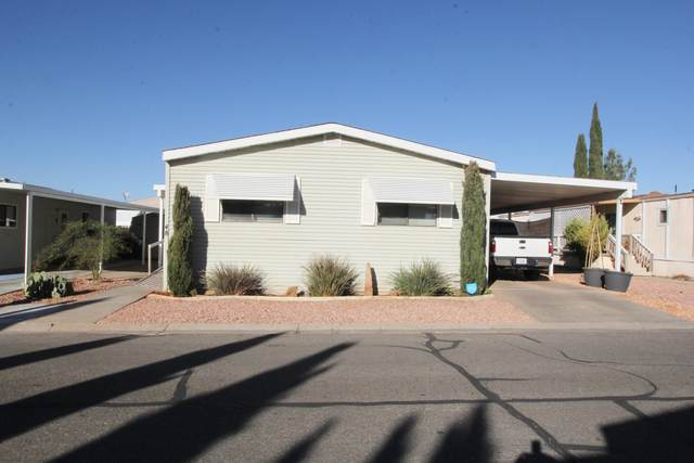 1450 N Dixie Downs Rd #48, St George, UT 84770 (MLS #20-218767) :: The Real Estate Collective