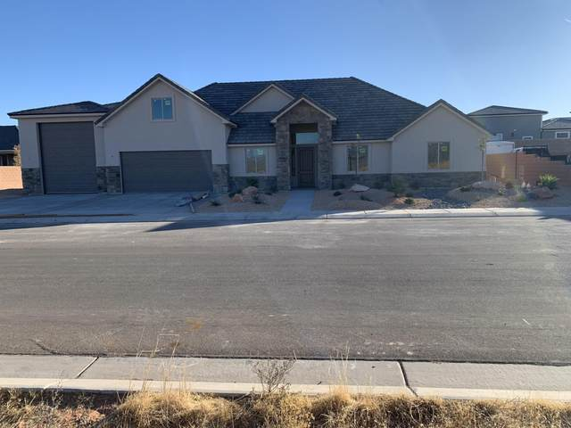 3643 W 2470 S, Hurricane, UT 84737 (MLS #20-218770) :: Diamond Group