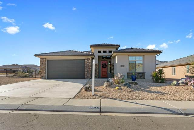 2894 S 3600, Hurricane, UT 84737 (MLS #20-218771) :: Diamond Group