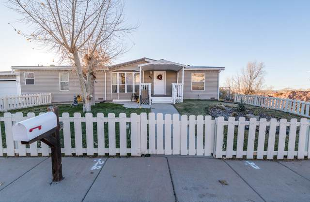 407 N Skyline Dr, Cedar City, UT 84721 (MLS #20-218804) :: Diamond Group
