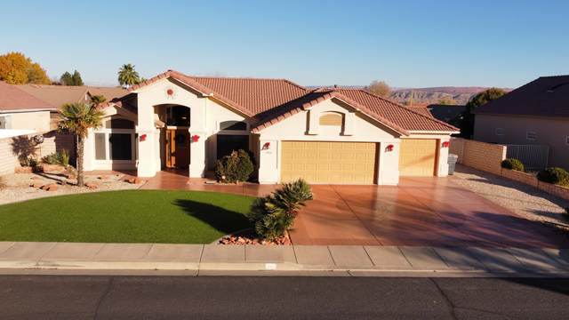 626 N 2280 E, St George, UT 84790 (MLS #20-218807) :: Diamond Group