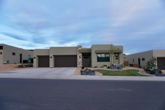 5396 N Northgate Peaks Dr W, St George, UT 84770 (MLS #20-218906) :: Red Stone Realty Team
