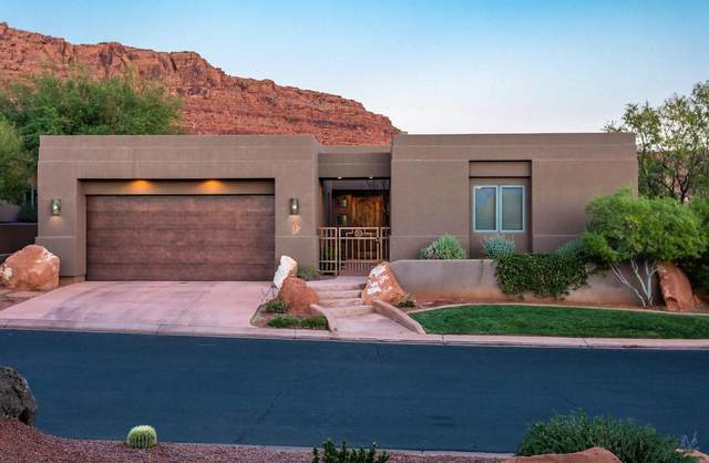 2410 W Entrada Trail #1, St George, UT 84770 (MLS #20-219028) :: The Real Estate Collective