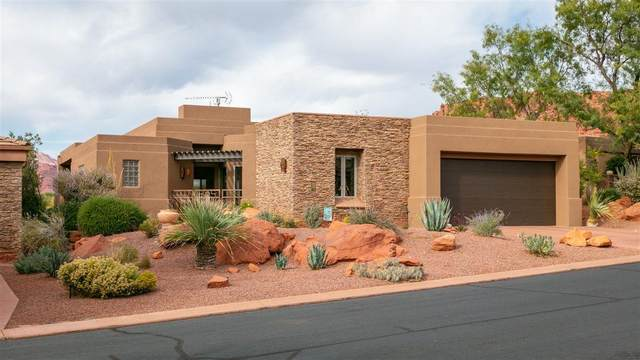 2255 N Tuweap #40, St George, UT 84770 (MLS #20-219054) :: The Real Estate Collective