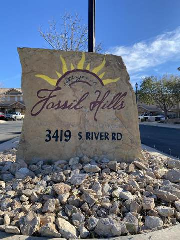 3419 S River #23, St George, UT 84790 (MLS #20-219076) :: The Real Estate Collective