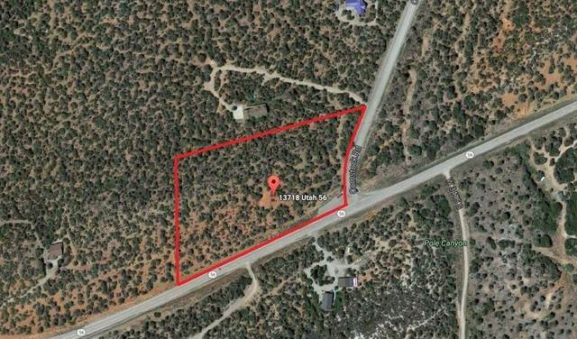 13718 W Hwy 56, Cedar City, UT 84720 (MLS #20-219171) :: The Real Estate Collective