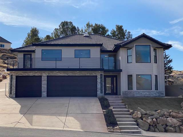 342 Vermillion Ave, St George, UT 84790 (MLS #20-219213) :: The Real Estate Collective