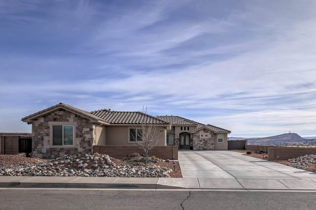 1811 S Salvatore Dr, St George, UT 84770 (MLS #20-219224) :: The Real Estate Collective