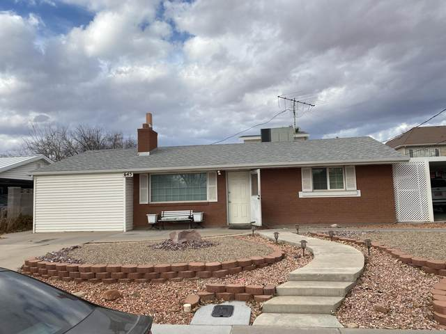 645 E 600 S, St George, UT 84770 (MLS #20-219242) :: eXp Realty