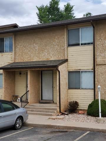 101 N 1850 W #27, Cedar City, UT 84720 (MLS #20-219279) :: Kirkland Real Estate | Red Rock Real Estate