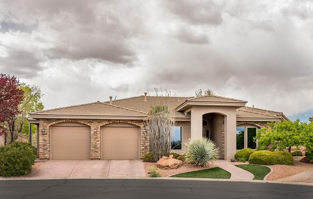 895 W South Links Drive, Washington, UT 84780 (MLS #20-219280) :: Staheli Real Estate Group LLC