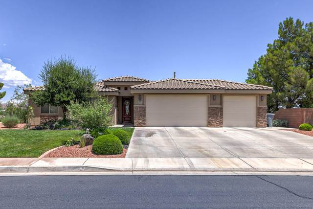 111 S Acantilado Dr, St George, UT 84790 (MLS #20-219290) :: Hamilton Homes of Red Rock Real Estate & ERA Brokers Consolidated